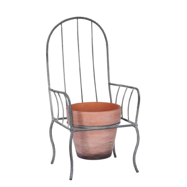 Dekoracyjna doniczka Chair S
