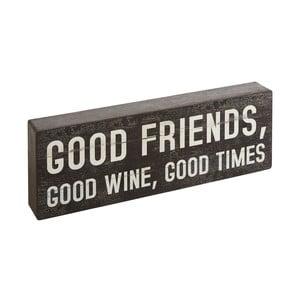 Dekoracja Bloque Good Friends