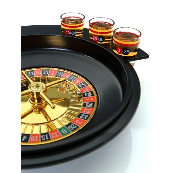 Gra Alkoholowa ruletka
