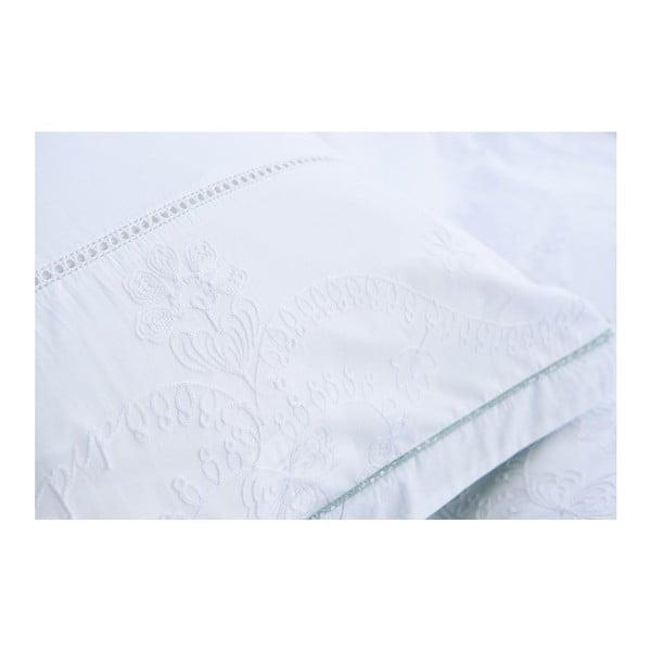 Pościel Pip Studio Lacy, 135x200 cm, biała