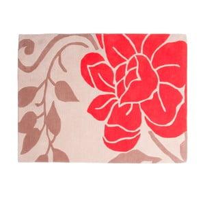 Wełniany dywan Sacha, 121x167 cm