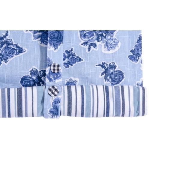 Roleta rzymska Vildros 120x90 cm, niebieska
