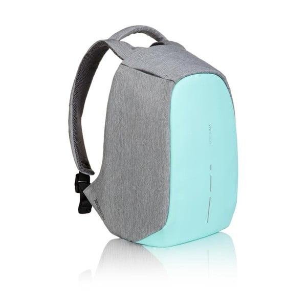 Jasnozielony plecak antykradzieżowy XD Design Bobby Compact