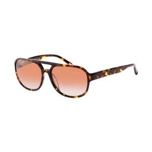 Męskie okulary przeciwsłoneczne GANT Etna Heather Brown