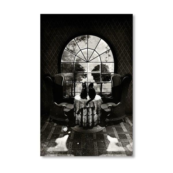 """Plakat autorski """"Room Skull"""""""