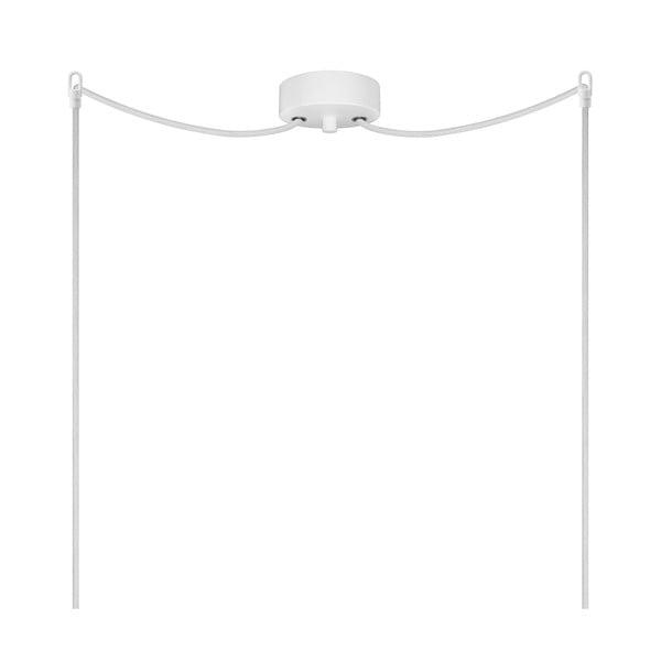 Lampa podwójna UME Elementary, opal matte/white/white