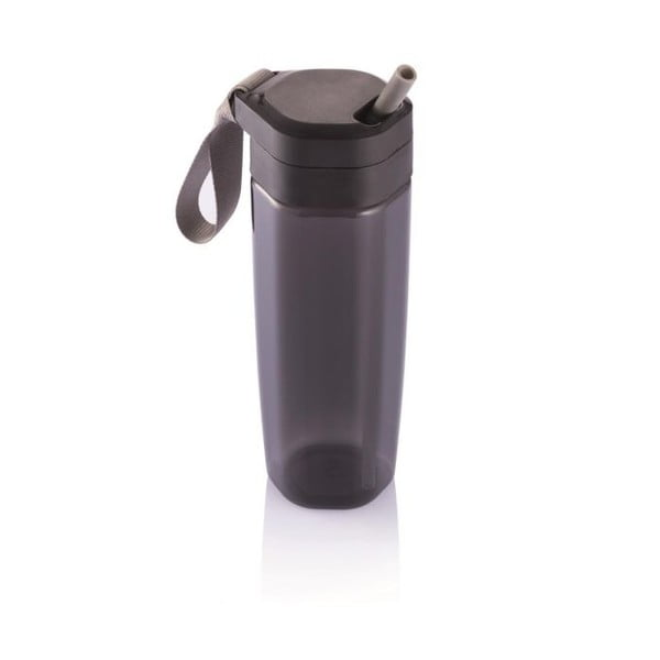 Czarna butelka podróżna XD Design Turner Activity