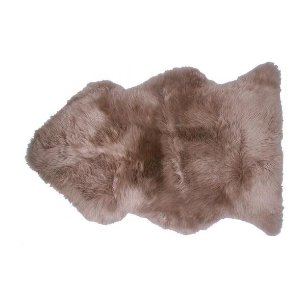 Brązowa skóra owcza Nattiot Douchka