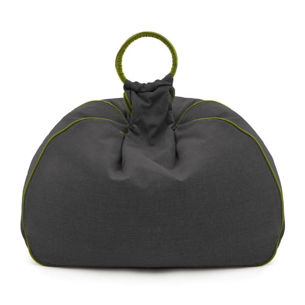 Worek do siedzenia Vivonia Indoor Dark Grey/Pistachio