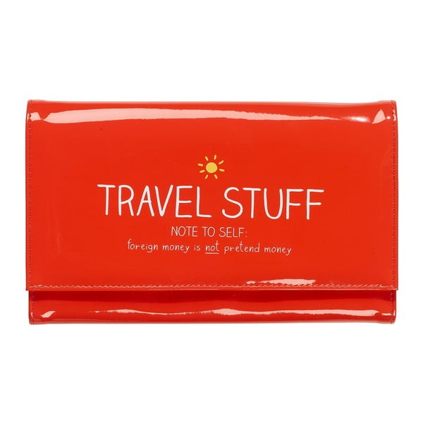 Etui na dokumenty Happy Jackson Travel Stuff