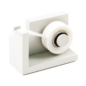 Podajnik z taśmą klejącą Design Ideas StikIt White