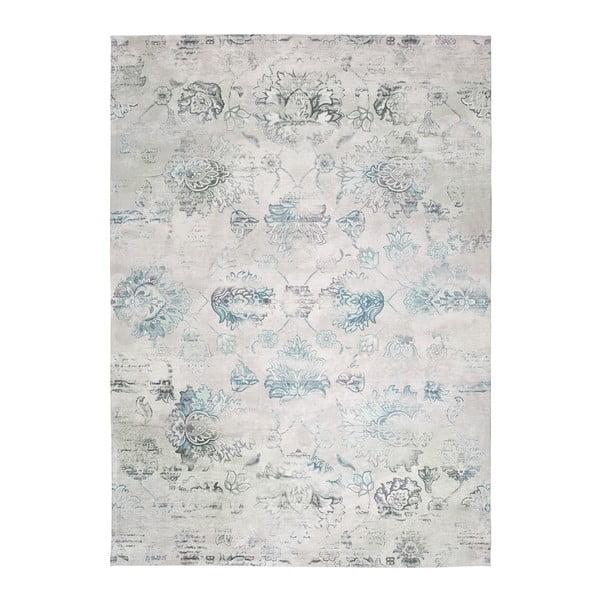 Szary dywan Universal Chenile Gris, 140x200cm