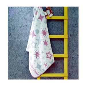 Kołdra dziecięca Star, 100x120 cm