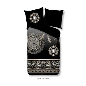 Pościel jednoosobowa z mikroperkalu Muller Textiels Pure Asiya, 140x200 cm