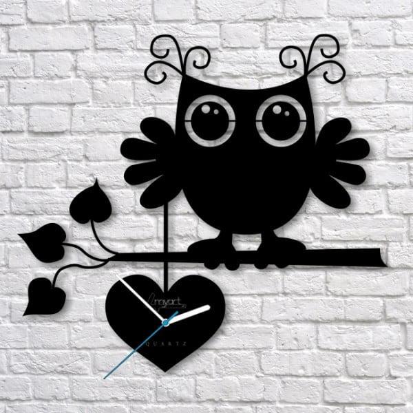 Zegar ścienny Owl Clock