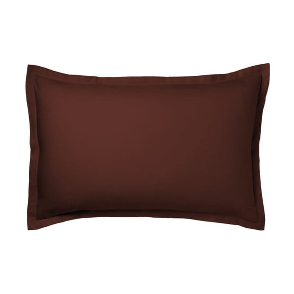 Poszewka na poduszkę Lisos Marron, 70x90 cm
