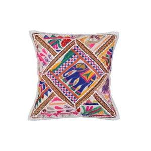 Poszewka na poduszkę India Boho, 45x45 cm