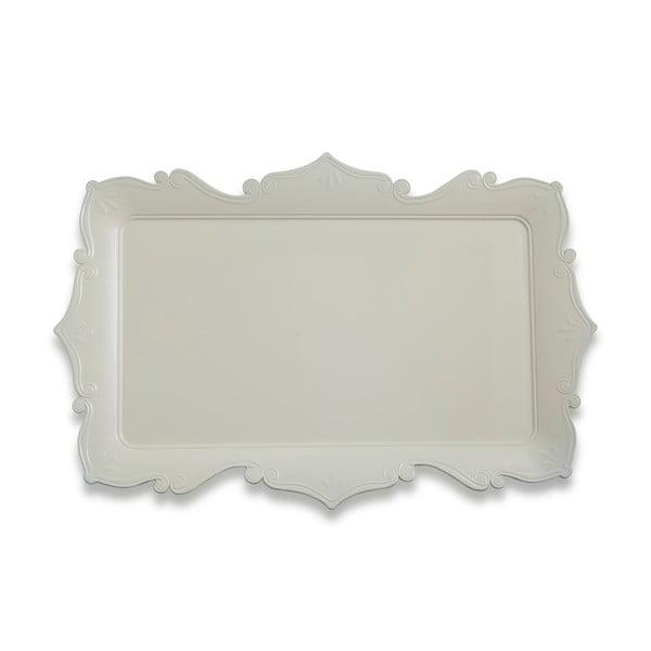 Taca Ivory, 50x33 cm