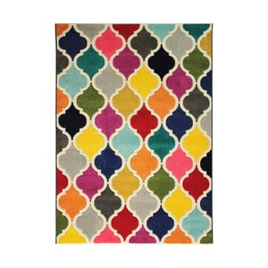Dywan Flair Rugs Spectrum Limbo Multi, 80x150 cm
