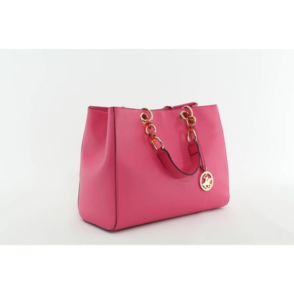 Torebka Beverly Hills Polo Club 448 - Fuchsia