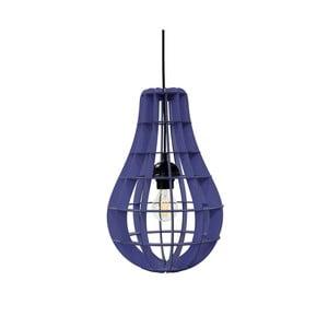 Lampa Bulbo, niebieska