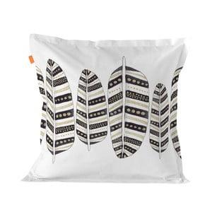 Poszewka na poduszkę Blanc Wild Free, 60x60 cm