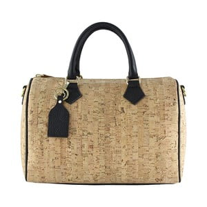 Skórzana torebka Susanne, imitująca korek