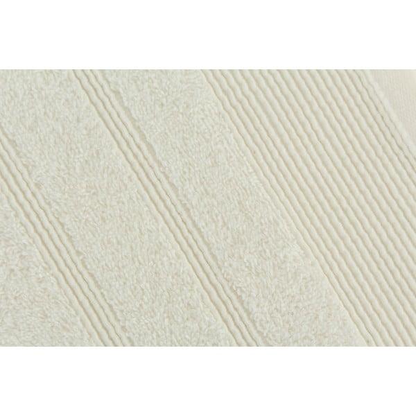 Ręcznik Dost Cream, 76x142 cm