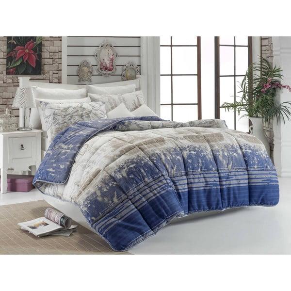 Narzuta pikowana na łóżko dwuosobowe Ulrike, 195x215 cm