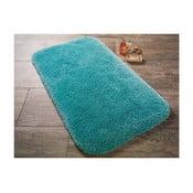 Turkusowy dywanik łazienkowy Confetti Bathmats Miami, 67x120 cm
