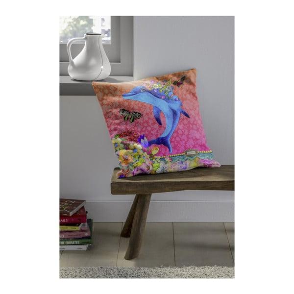 Poszewka na poduszkę Melli Mello Trichta, 50 x 50 cm