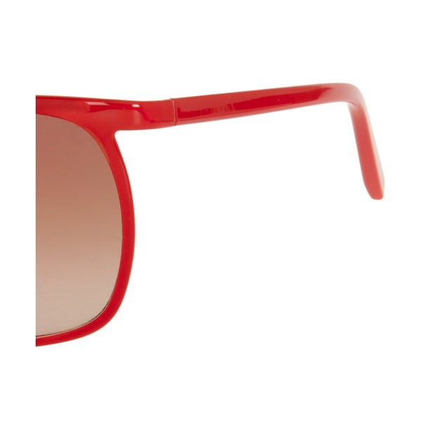 Damskie okulary przeciwsłoneczne Calvin Klein 337 Red