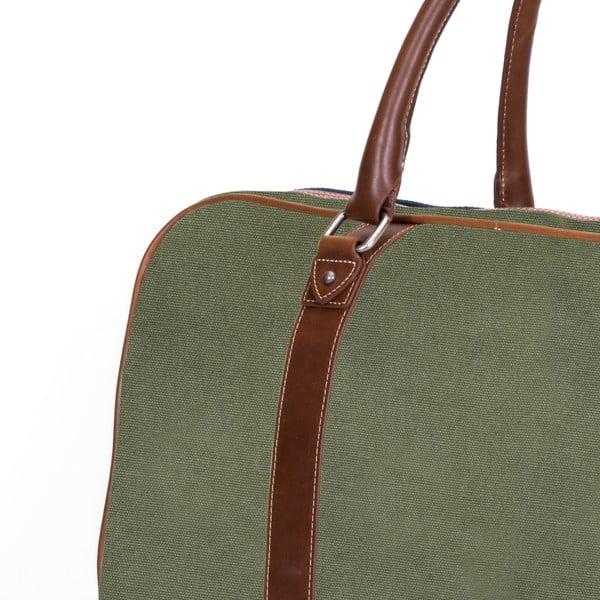 Torba podróżna Avi-8, zielona