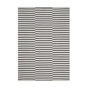 Dywan bawełniany Mya Grey, 121x182 cm