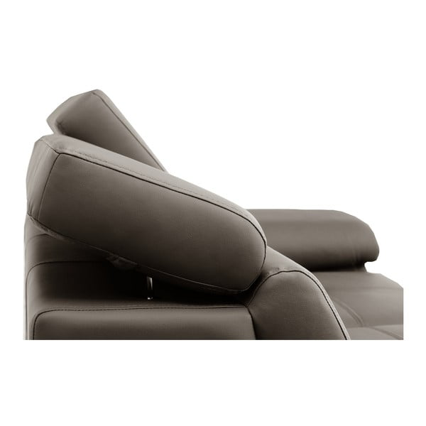 Beżowo-szara sofa Parure