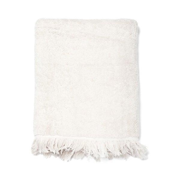 Zestaw 4 kremowych ręczników ze 100% bawełny Bonami, 50x90+70x140 cm