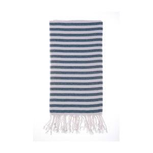 Ręcznik Hamam Marmaris Slateblue 100x180 cm
