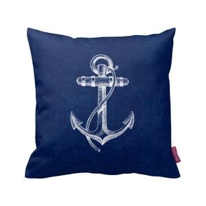 Poduszka Navy Sailor, 43x43 cm