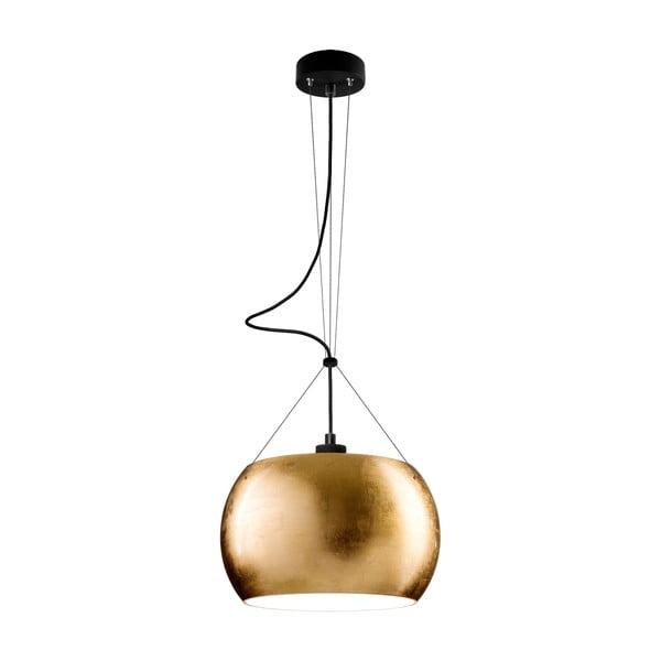 Lampa MOMO, gold gold/black