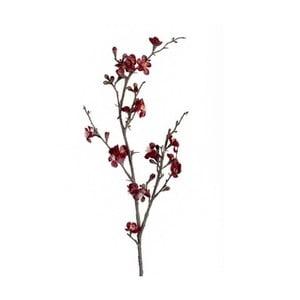 Sztuczny kwiat Ciemnoczerwona gałązka
