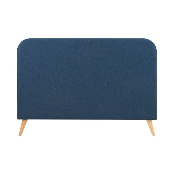 Łóżko Agnes, 180x200 cm, ciemnoniebieskie