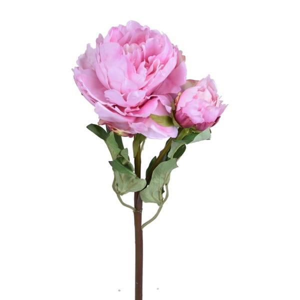 Kwiat dekoracyjny Ego Dekor Różowa piwonia