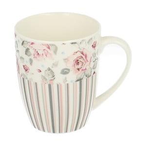 Kubek porcelanowy Duo Gift Róża, 320 ml