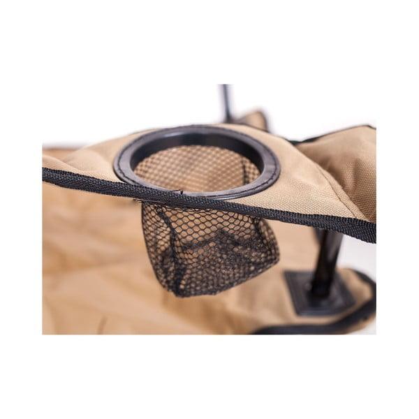 Krzesło wędkarskie Fish, beżowe