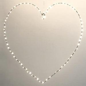 Dekoracja świetlna Opjet Coeur, 60 cm