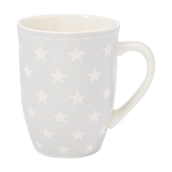 Kubek Stars Grey