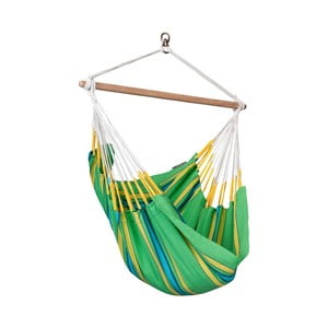 Krzesło-Hamak  Currambera, zielone