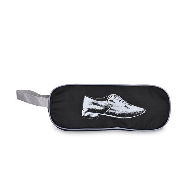 Torba podróżna na buty Potiron Paris Chaussures, 32 x 12 cm