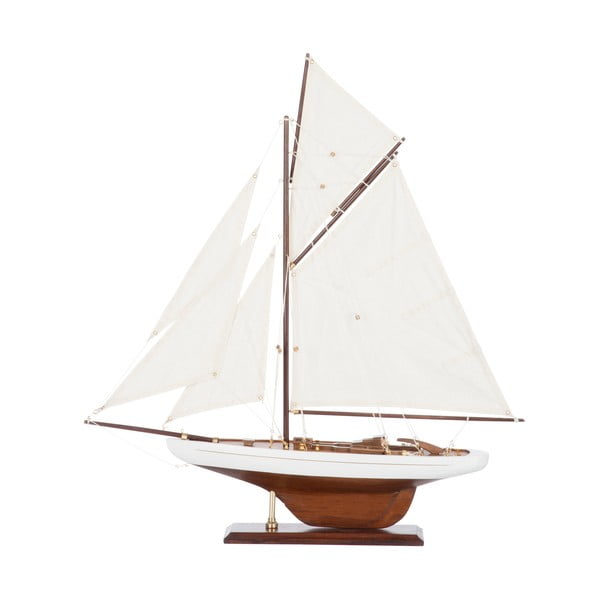 Dekoracja Sail Boat 55 cm