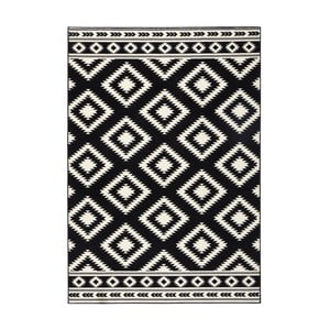 Dywan Hanse Home Gloria Ethno Black, 80x150 cm